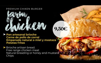 premium meat pollo